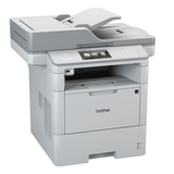 МФУ лазерное BROTHER DCP-L6600DW (принтер, сканер, копир), А4, 46 стр./мин., 125000 стр./мес., АПД, ДУПЛЕКС, Wi-Fi, NFC, DCP-L6600DWR