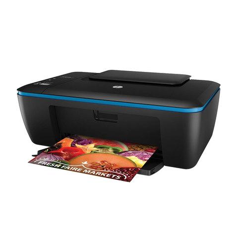МФУ струйное HP Deskjet Ink Advantage Ultra 2529 (принтер, копир, сканер), А4, 4800х1200, 19 стр./мин., 1000 стр./мес., K7W99A