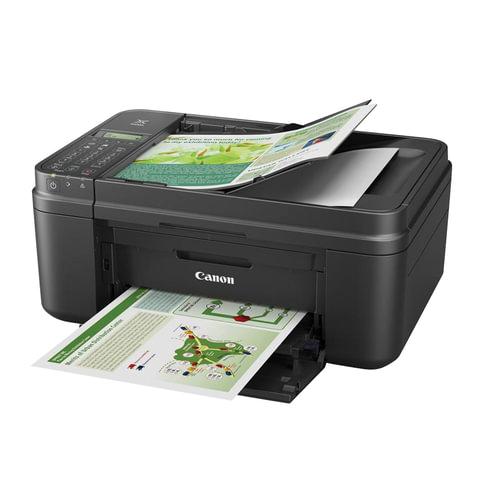 МФУ струйное CANON Pixma MX494 (принтер, копир, сканер, факс), A4, 4800x1200, 8,8 стр./мин., АПД, Wi-Fi, 0013C007