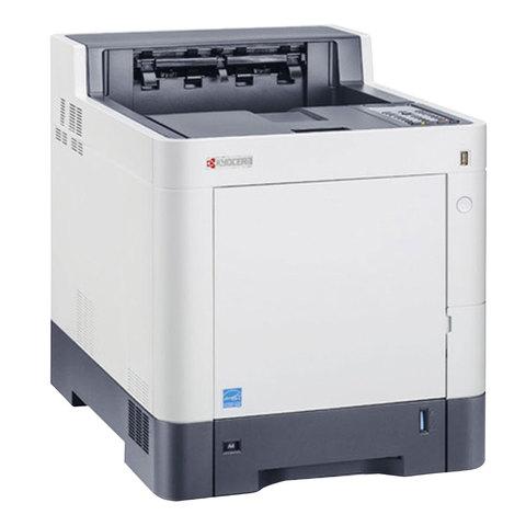 Принтер лазерный ЦВЕТНОЙ KYOCERA ECOSYS P7040CDN, А4, 40 стр.\мин, 150000 стр.\мес, ДУПЛЕКС, сетевая карта (без кабеля USB)