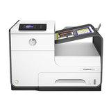 Принтер струйный HP PageWide Pro 452dw, А4, 2400х1200, 40 стр./мин, 50000 стр./мес., ДУПЛЕКС, Wi-Fi, сетевая карта, D3Q16B
