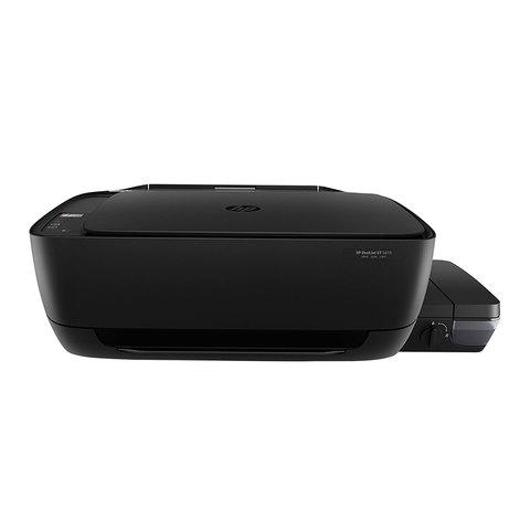 МФУ струйное HP DeskJet GT 5810 (принтер, копир, сканер), А4, 4800х1200, 8 стр./мин., 1000 стр./мес., с СНПЧ, X3B11A