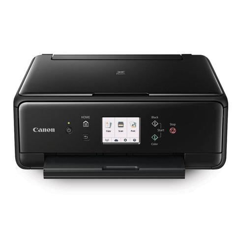 МФУ струйное CANON PIXMA TS6040 (принтер, копир, сканер), А4, 15 стр./мин, 4800х1200, ДУПЛЕКС, WI-FI, 1368c007
