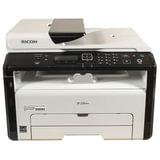 МФУ лазерное RICOH SP 220SNw (принтер, сканер, копир), А4, 23 стр./мин, 20000 стр./мес., Wi-Fi, сетевая карта, АПД, 408029
