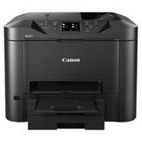 МФУ струйное CANON MAXIFY MB2740 (принтер, сканер, копир, факс), А4, 600х1200, 24 стр./мин, 20000 стр./мес., ДУПЛЕКС АПД Wi-Fi с/к, 0958C007