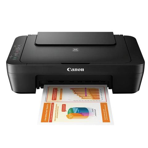 МФУ струйное CANON PIXMA MG2540S (принтер, копир, сканер), A4, 4800х600, 8 стр./мин., (без кабеля USB), 0727C007