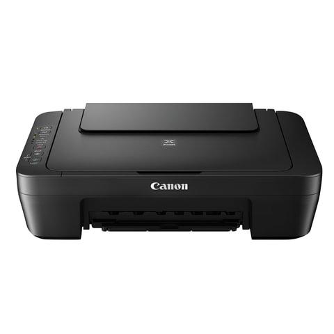 МФУ струйное CANON PIXMA MG3040 (принтер, сканер, копир), A4, 4800x600, 8 стр./мин., Wi-Fi (без кабеля USB), 1346C007