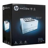 Принтер лазерный HP LaserJet Pro M402dne, А4, 38 стр/мин, 80000 стр/мес, ДУПЛЕКС, сетевая карта, C5J91A