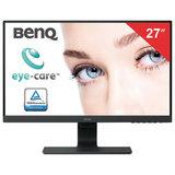 """Монитор BENQ GW2780 27"""" (69см), 1920x1080, 16:9, IPS, 5ms, 250cd, VGA, DP, HDMI, черный, 9H.LGELB.CBE"""