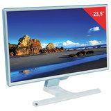 """Монитор SAMSUNG S24E391HL 23,5"""" (60 см), 1920x1080, 16:9, PLS, 4 ms, 250 cd, VGA, HDMI, белый, LS24E391HLO/CI"""