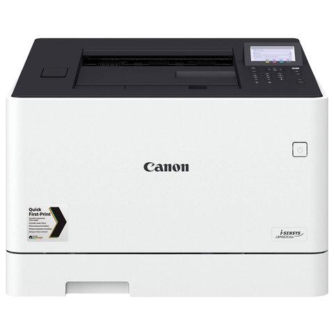 Принтер лазерный ЦВЕТНОЙ CANON i-SENSYS LBP663Cdw, А4, 27 стр/мин, 50000 стр/мес, ДУПЛЕКС, сетевая карта, Wi-Fi, 3103C008