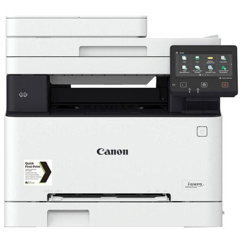 МФУ лазерное ЦВЕТНОЕ CANON i-SENSYS MF643Cdw