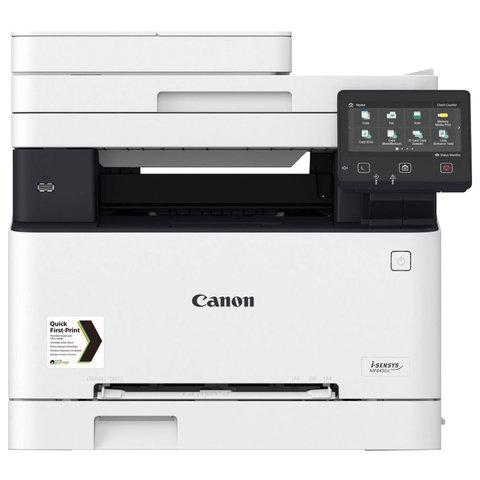 МФУ лазерное ЦВЕТНОЕ CANON i-SENSYS MF645Cx