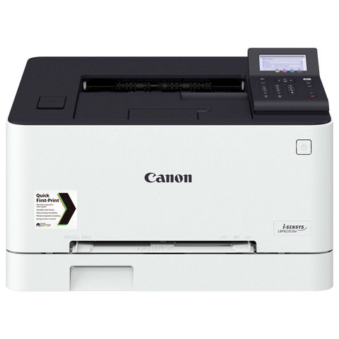 Принтер лазерный ЦВЕТНОЙ CANON i-SENSYS LBP623Cdw, А4, 21 стр./мин, 30000 стр./мес, ДУПЛЕКС, сетевая карта, Wi-Fi, 3104C001