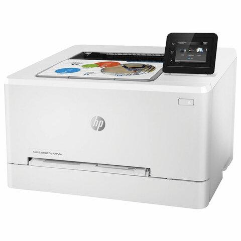 Принтер лазерный ЦВЕТНОЙ HP Color LaserJet Pro M255dw А4 21 стр/мин, 40000 стр/мес ДУПЛЕКС, Wi-Fi, сетевая карта, 7KW64A