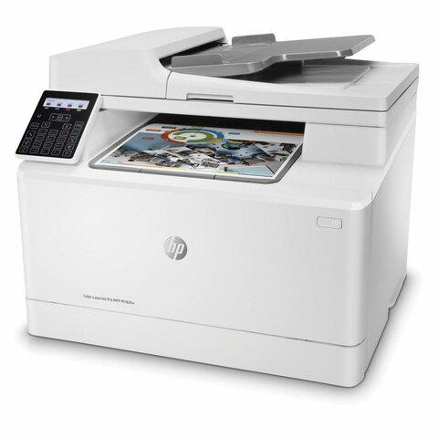 МФУ лазерное ЦВЕТНОЕ HP Color LaserJet Pro M183fw