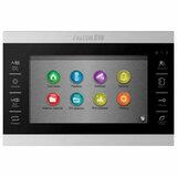 """Видеодомофон FALCON EYE FE-70 ATLAS HD, дисплей 7"""" TFT, сенсорные кнопки, черный, 00-00112686"""