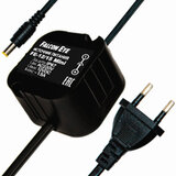 Блок питания FALCON EYE FE-12/15 Mini, входное напряжение AC100~240 В, 50 Hz, выходное напряжение DC12 В, номинальный ток 1.5 A, 00-00025064