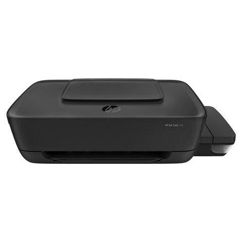 Принтер струйный HP Ink Tank 115, А4, 8 стр/мин, 1000 стр/мес, СНПЧ, 2LB19A