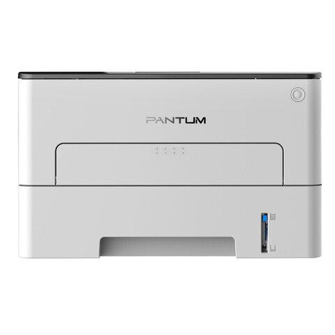 Принтер лазерный PANTUM P3010D, А4, 30 страниц/мин, 60000 страниц/мес, ДУПЛЕКС