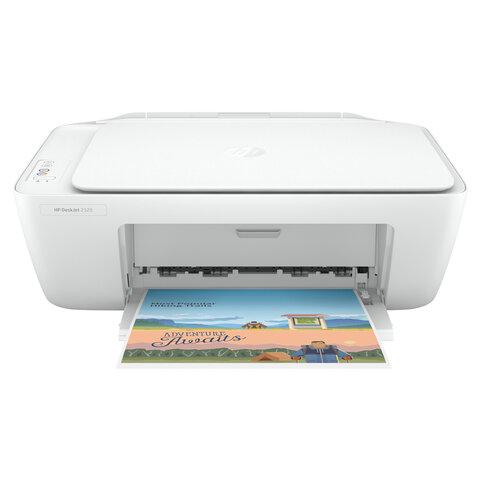 МФУ струйное HP DeskJet 2320, 3 в 1, А4, 7,5 стр/мин, 1000 стр/мес, 7WN42B