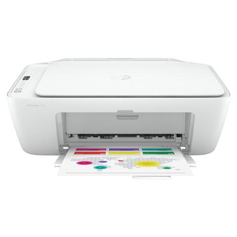 МФУ струйное HP DeskJet 2720, 3 в 1, А4, 7,5 стр/мин, 1000 стр/мес, WiFi, 3XV18B