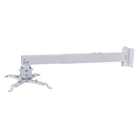 Кронштейн для проекторов настенно-потолочный CACTUS CS-VM-PRE03-WT белый максимальный вес 23 кг