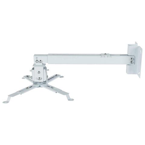 Кронштейн для проекторов потолочный ARM MEDIA PROJECTOR-3, 3 степени свободы, высота 43-65 см, 20 кг, белый, 10030