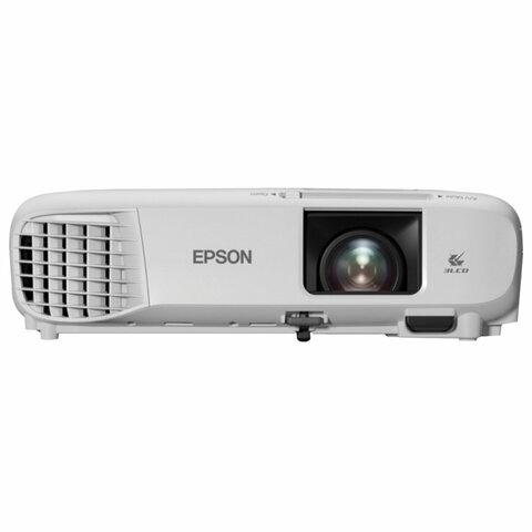 Проектор EPSON EB-FH06, LCD, 1920x1080, 16:9, 3500 лм, 16000:1, 2,7 кг, V11H974040