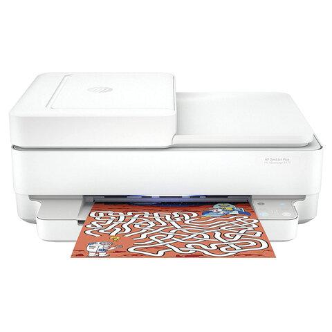 МФУ струйное HP DeskJet Plus Ink Advantage 6475