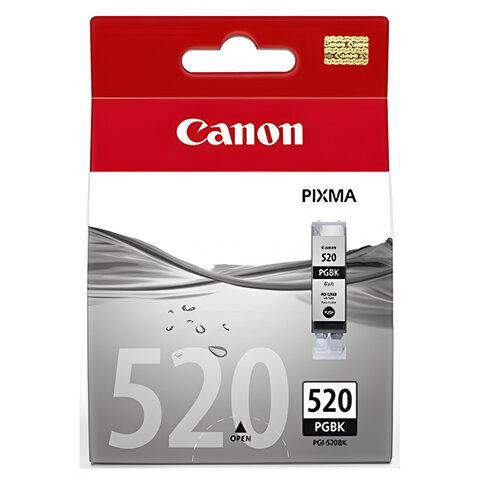 Картридж струйный CANON (PGI-520BK)  Pixma MP540/630/980, черный, ориг.