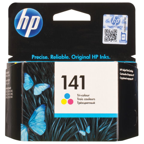 Картридж струйный HP (CB337HE)  C4283/C4383/C5283/D5363/Officejet J5783/Deskjet D4263, цветной, ориг.