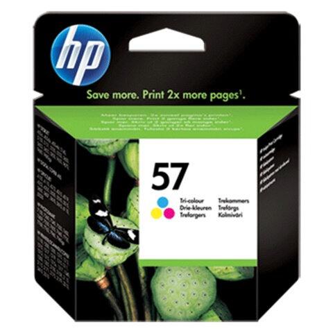 Картридж струйный HP (C6657AE) Deskjet 5150/5550/5600/5850, №57, цветной, оригинальный