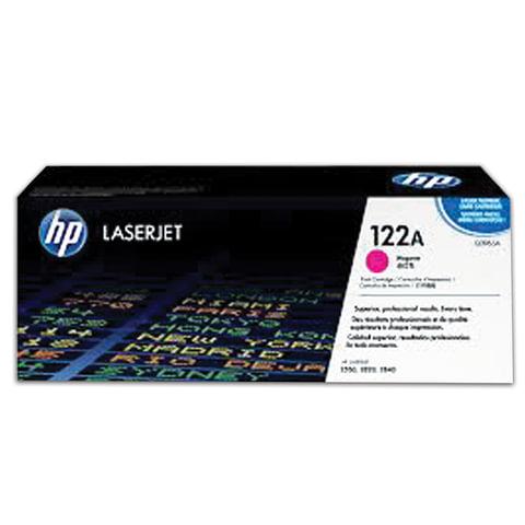 Картридж лазерный HP (Q3963A) ColorLaserJet 2550/2820 и другие, пурпурный, оригинальный, 4000 стр.