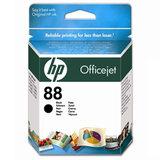 Картридж струйный HP (C9385AE) Officejet pro L7680/L7780, №88, черный, оригинальный, ресурс 850 стр.