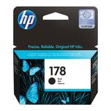 Картридж струйный HP (CB316HE) Photosmart C6383/D5463 №178, черный, оригинальный, ресурс 250 стр.