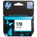 Картридж струйный HP (CB317HE) Photosmart C6383/D5463 №178, фото, черный, оригинальный, 130 фото