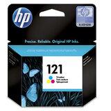 Картридж струйный HP (CC643HE) Deskjet F4275/F4283 №121, цветной, оригинальный, ресурс 165 стр.