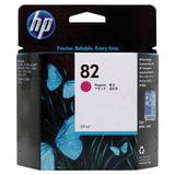 Картридж струйный для плоттера HP (C4912A) Designjet 510/CC800PS/ 815/820 и др., №82, пурпурный