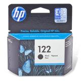 Картридж струйный HP (CH561HE) DeskJet 1050/2050/2050s, №122, черный, оригинальный, ресурс 120 стр.