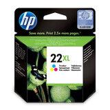Картридж струйный HP (C9352CE) Deskjet F2280/Officejet J3680 и др., №22XL, цветной, оригинальный