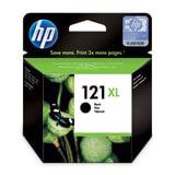 Картридж струйный HP (CC641HE) Deskjet D2500/2530/F4200, №121XL, черный, оригинальный, 600 стр.