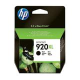 Картридж струйный HP (CD975AE) Officejet 6000/6500/7000, №920 XL, черный, оригинальный, ресурс 1200 стр.