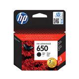 Картридж струйный HP (CZ101AE) Deskjet Ink Advantage 2515/2516 №650, черный, оригинальный
