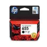 Картридж струйный HP (CZ109AE) Deskjet Ink Advantage 3525/5525/4515/4525 №655, черный, оригинальный