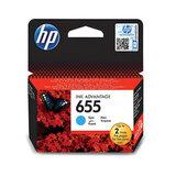 Картридж струйный HP (CZ110AE) Deskjet Ink Advantage 3525/5525/4515/4525 №655, голубой, оригинальный