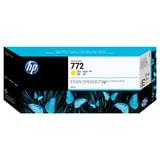 Картридж струйный HP (CN630A) DesignJet Z5200, №772, желтый, оригинальный, ресурс 300 стр.