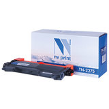 Картридж лазерный NV PRINT (NV-TN2275) для BROTHER HL-2240R/2240DR/2250DNR, ресурс 2600 стр.