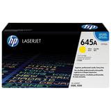 Картридж лазерный HP (C9732A) Color LaserJet 5500/5550, желтый, оригинальный, ресурс 12000 страниц