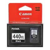 Картридж струйный CANON (PG-440XL) PIXMA MG2140/3140/3540/4240, черный, оригинальный, ресурс 600 стр., увеличенная емкость, 5216B001